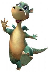 wyspa dinozaura 2 - konkurs zakończony, czas dzieci