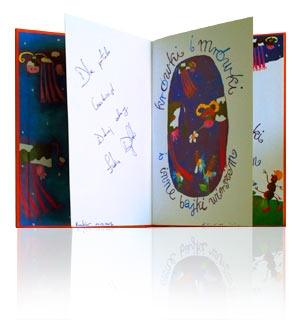 Kr�wki i Mr�wki z podpisem Autora