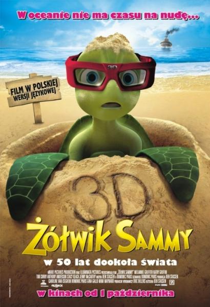 Żółwik Sammy / Sammy's avonturen: De geheime doorgang (2010) PLDUBB.MD.DVDRip.XViD-DECADE / Dubbing PL