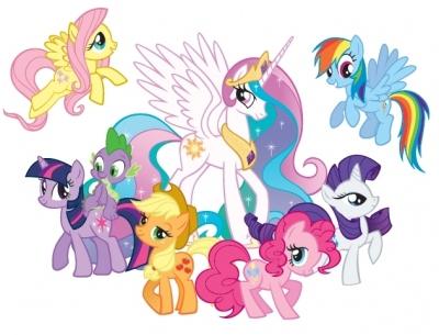 My Little Pony Przyjaźń To Magia Część 4 Dvd Czas Dzieci