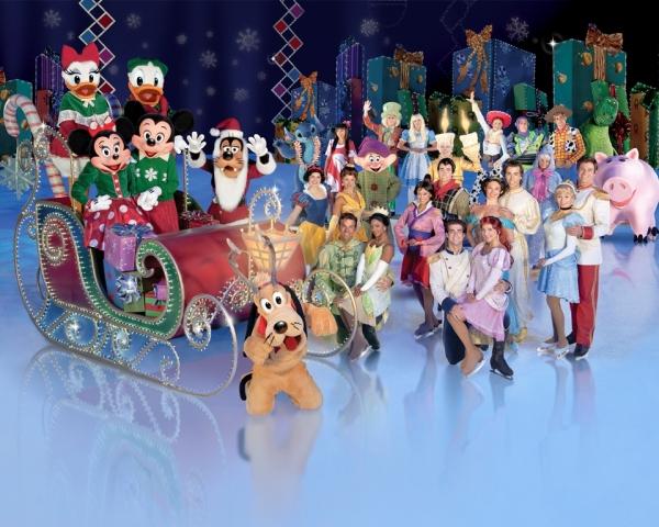 Disney na lodzie
