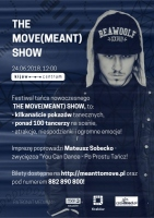 The Move(Meant) Show 2018 x MTM DS!