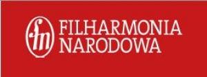 Znalezione obrazy dla zapytania logo filharmonii warszawskiej