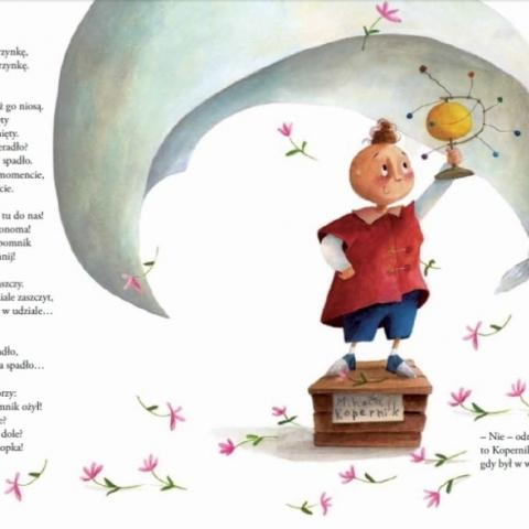 Dzieci Pana Astronoma Książki Dla Dzieci Czas Dzieci