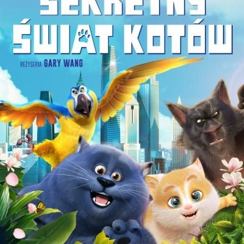 7c45f7fccfd343 2019 w kinie - 23 filmy dla dzieci, które trzeba zobaczyć!, Czas Dzieci