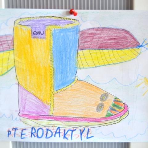 Konkurs na buty marzeń! (zakończony), Czas Dzieci