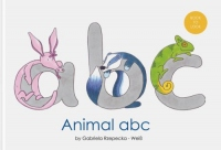 Animal ABC - book to look