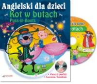 Angielski Dla Dzieci Kot W Butach Puss In Boots Książki