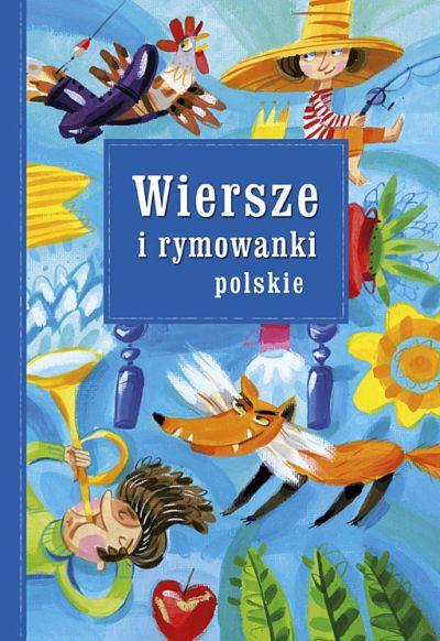 Wiersze I Rymowanki Polskie Książki Dla Dzieci Czas Dzieci