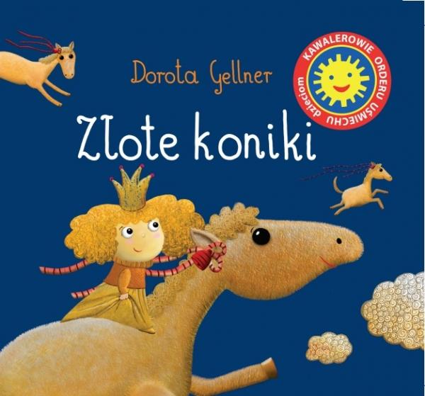 Złote Koniki Książki Dla Dzieci Czas Dzieci