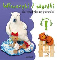 Wierszyki I Zagadki Dla Przedszkolnej Gromadki Książki Dla