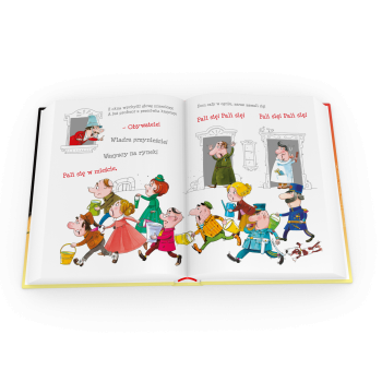 Pali Się Książki Dla Dzieci Czas Dzieci