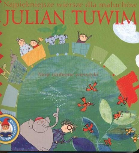 Julian Tuwim Książki Dla Dzieci Czas Dzieci