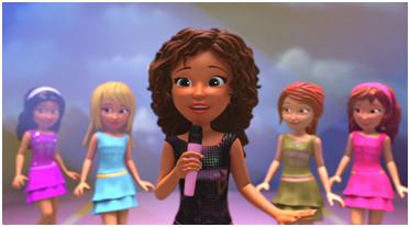 Lego Friends Część 3 Na Dvd Czas Dzieci