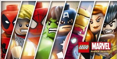 Lego Marvel Super Heroes Czas Dzieci
