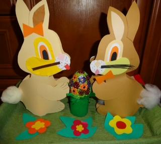 Dekoracje Wielkanocne Czytelników Diy Czas Dzieci