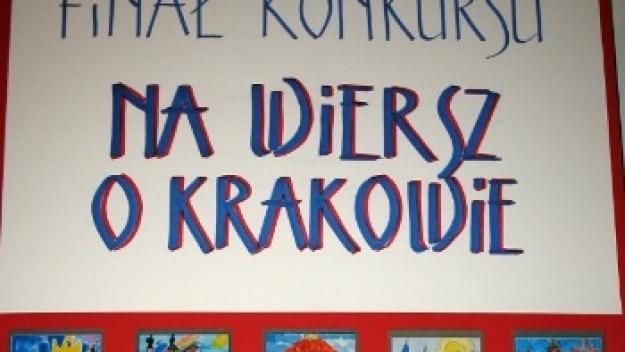 Vi Edycja Konkursu Literackiego Na Wiersz O Krakowie Czas
