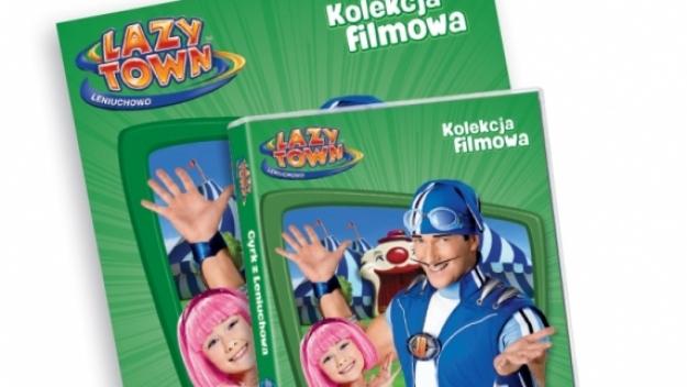 Lazytown Leniuchowo Kolekcja Filmowa Czas Dzieci