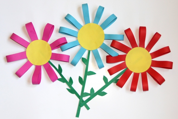 Wiosenne Kwiaty Diy Czas Dzieci