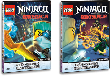 Lego Ninjago Reaktywacja Część 2 Czas Dzieci