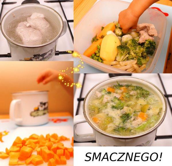 Najzdrowsza zupa jarzynowa, Czas Dzieci