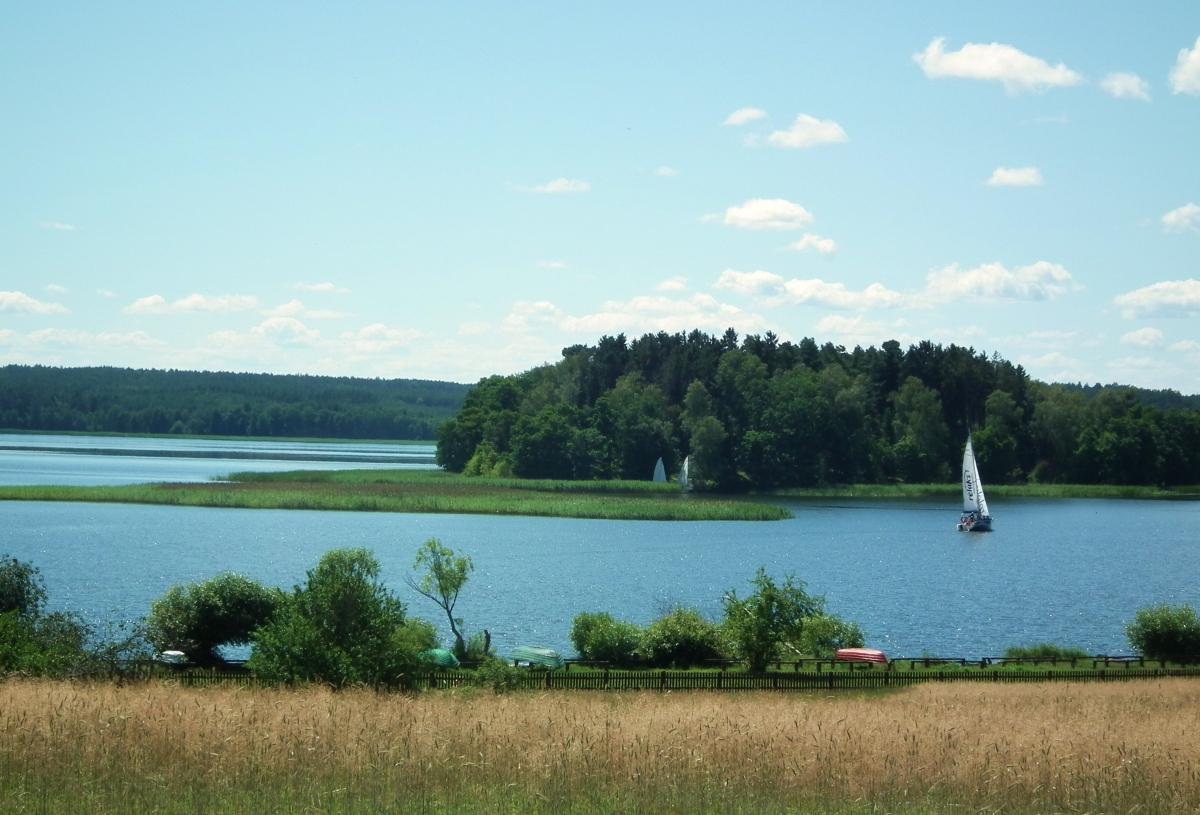 Jezioro Charzykowskie Czas Dzieci