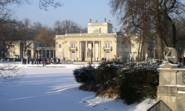 Darmowe Zwiedzanie łazienek Królewskich Dla Darczyńców Wośp