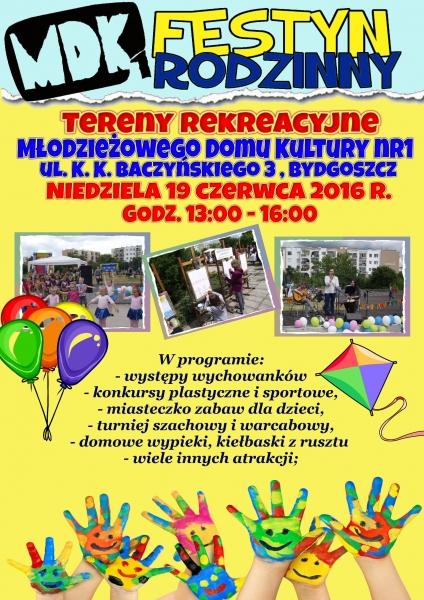 Festyn Dla Całej Rodziny Bydgoszcz Czas Dzieci
