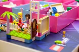 Strefa Lego W W Centrum Handlowym Galeria Krakowska W Krakowie